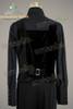 Back View (Man Black Velveteen Ver.) (*Man Version has a buckle back, no shirriing) (shirt: TP00125, pants: SP00048)