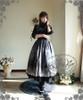 Model Show (blouse: TP00136, skirt underneath: SP00166, petticoat: CT00040S)