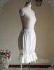 Lolita Elastic Waistband Bloomers Summer Shorts White Black