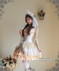 Model Show (White Ver.) (cutsew: TP00101N, corset: Y00025N, fan: P00580, pannier bloomers: UN00024)