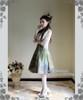 Model Show (White Ver.) (dress: DR00179, petticoat: UN00022, leggings: P00187)