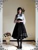 Model Show (Grey Ver.) skirt SP00119N