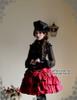 Model Show (Black Ver.) hat P00574, skirt SP00138