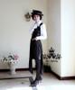 Model Show (hat: P00598, blouse: TP00017, shorts: SP00006N, leggings: P00182)