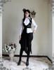 Model Show blouse TP00017, breeches SP00019, hat P00549N