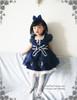 Model Show (Dark Blue Ver.) hair dress NOT FOR SALE