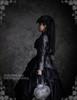 Model Show (hat: P00546, jacket: CT00133N, blouse: TP00017, tote: P00585, birdcage petticoat: UN00019LN)