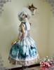 Co-ordinates Show (Fairy Mint Ver.) (dress set: DR00182, birdcage petticoat: UN00019)