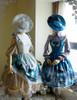 Co-ordinates Show (dress set: DR00182, blouse: TP00134, birdcage petticoat: UN00019)