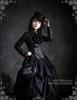 Model Show (hat: P00546, blouse: TP00017, brooch: CT00235, tote: P00585, skirt: SP00174, birdcage petticoat: UN00019LN)