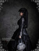 Model Show (hat: P00546, blouse: TP00017, tote: P00585, skirt: SP00174, birdcage petticoat: UN00019LN)
