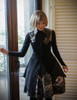 Model Show (Black Version) jacket CT00278 skirt SP00185