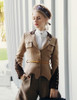 Last Chance: Steel Rose, Military Steampunk Vintage Retro Trench Autumn Uniform Coat*2colors Instant Shipping