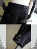 Steampunk Riding Breeches Men Shorts Black Shorts