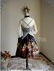 Back View (pannier bloomers: UN00024, petticoat: UN00021)