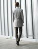 Model View jacket CT00258, blouse TP00148, jabot P00516N