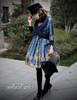Model Show (Black Ver.) dress DR00189, jacket CT00268, hat P00614