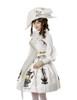 Model Show (White Version) dress DR00191  hat P00617