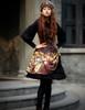 Model Show (Black Version) headdress P00610 corset Y00039 skirt SP00167 pannier bloomers UN00024