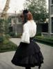 Model Show (White Version) skirt P00179 hairdress P00570
