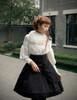 Model Show (White Version) skirt SP00179 hairdress P00570