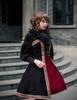 Model Show (Black Version) skirt SP00179 dress DR00186