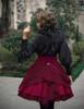 Model Show (Black Version) skirt SP00179