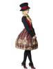 Model Show (Black Ver.) JSK DR00189 hat P00614