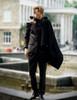 Model View mantle CT00264, pants SP00182, blouse TP00148