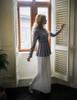Last Chance: Vintage High Waisted Pants Dress Pants Skorts Skirt Piece White Black