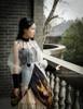 Model Show (blouse+JSK set: DR00188, pannier bloomers: UN00024, petticoat: UN00021)