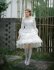 Model View (white Ver.) skirt SP00180, petticoat UN00026