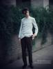 Model Show (Deep Grey Mixed Ver.) jacket CT00271