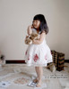 Last Chance: Bunny Alice Lolita Parent-Child Clothes 4pcs Dress & Hairbow Set*Kids Version New Colors Instant Shipping