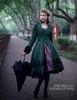 Model Show  (Pale Purple + Black Chiffon Ver.) petticoat inside UN00027, jacket CT00263