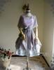 Front View (Misty Rose + Fairy Blue Ver.) (overdress: DR00201, birdcage petticoat: UN00027)