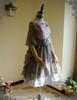 Side View (Light Grey Ver.) (OP underneath: DR00198, birdcage petticoat: UN00027)