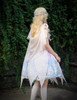 Model Show (Misty Rose + Fairy Blue + Pale Pink Chiffon Ver.) (headdress: P00626, petticoat: UN00026)