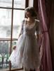 Last Chance: Lolita Fairy Ball Dress Casual Dress Long Dress Romper Jumpsuit  Set Grey Blue
