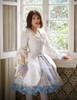 Model Show (Light Blue + Ivory Ver.) (jacket: CT00225, petticoat: UN00019)