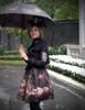 Model Show jacket CT00277 blouse TP00139