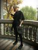 Model Show (Black Version) blouse TP00156 cape CT00223N