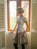 Model Show (Antique Grey Version) blouse TP00156