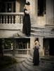 Model Show (Black Version) beret P00632 blouse TP00158