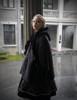 Model Show  (Black Version) blouse TP00161 tulle petticoat: UN00026 birdcage petticoat: UN00027 cape CT00282