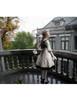 Model Show (Off-White Version) (dress DR00209 beret P00632 tulle petticoat: UN00026, birdcage petticoat: UN00027)