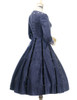 Side View w/o Cape Pieces (Dark Blue Ver.) (birdcage petticoat: UN00028)