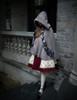 Model Show (Grey Ver.) (blouse: TP00161, JSK: DR00209, tulle petticoat: UN00026, birdcage petticoat: UN00027)