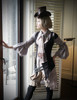 Model Show (hat: P00549N, vest & skirt piece set: CT00281, bloomers: SP00183)