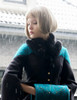 Medieval Borgia, Gothic Elegant Retro Middle Ages Style Fur Collar/Shawl with Pompons*2colors